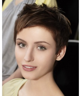 Short Haircut With Versatility Wig