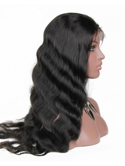Body Wave Lace Front Human Hair Wigs For Black Women Pre Plucked Brazilian Remy Hair With Baby Hair
