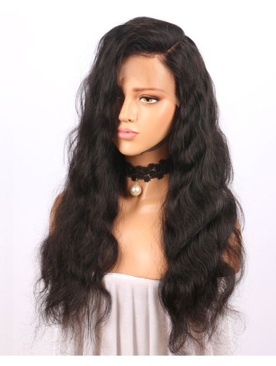 Body Wave Lace Front Human Hair Wigs With Baby Hair Pre Plucked Hairline Brazilian Remy Hair Wig
