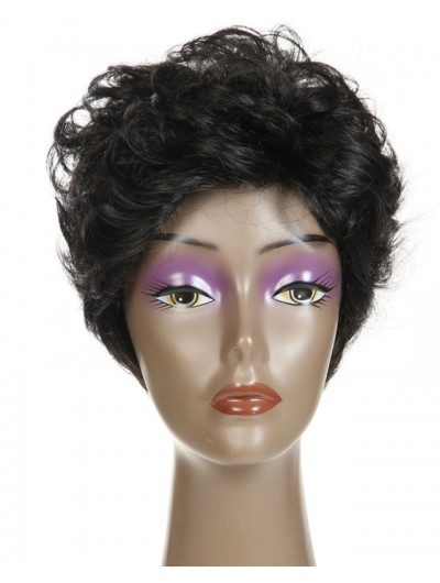 Synthetic Wigs For Black Women Short Curly Wig 100% Kanekalon Synthetic African  American Wigs 661d39a935