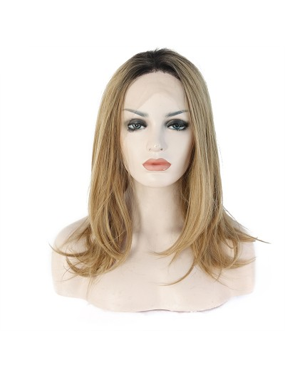 High Quality Bob Synthetic Lace Front Wig