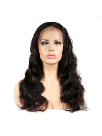 Brazilian Virgin Hair Wigs Full Lace Human Hair Wigs For Black Women Body Wave Hair