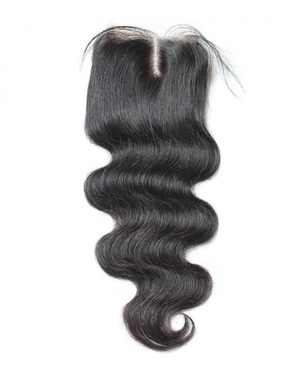 8A Premium 4 x 4 Lace Closure Brazilian Hair Body Wave