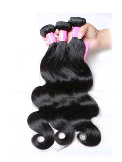 6A Hair Weave Brazilian Hair Body Wave