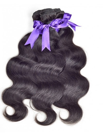 6A Hair Weave Peruvian Hair Body Wave
