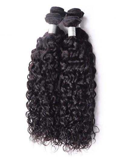 6A Hair Weave Brazilian Hair Deep Wave