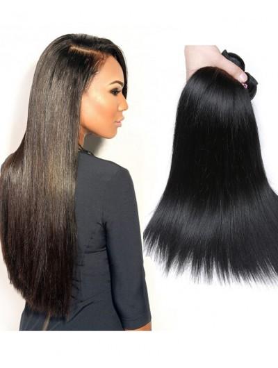 6A Hair Weave Peruvian Hair Straight