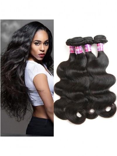 7A Hair Weave Brazilian Hair Body Wave
