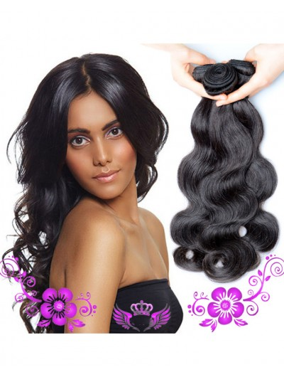 7A Hair Weave Peruvian Hair Body Wave