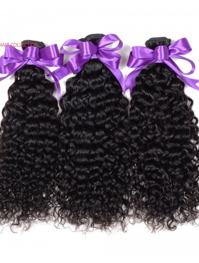 7A Hair Weave Malaysian Hair Curly