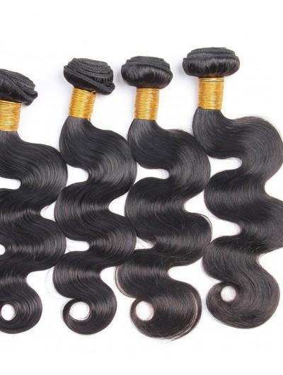 8A Premium Hair Weave Brazilian Hair Body Wave