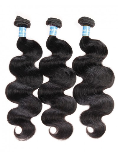 8A Premium Hair Weave Indian Hair Body Wave