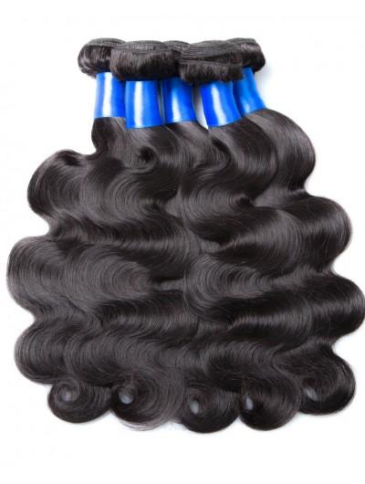 8A Premium Hair Weave Malaysian Hair Body Wave