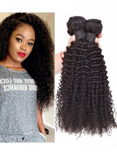 8A Premium Hair Weave Brazilian Hair Deep Wave