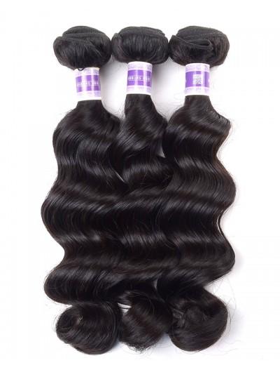 8A Premium Hair Weave Indian Hair Loose Body Wave