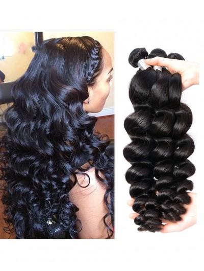 8A Premium Hair Weave Malaysian Hair Loose Body Wave