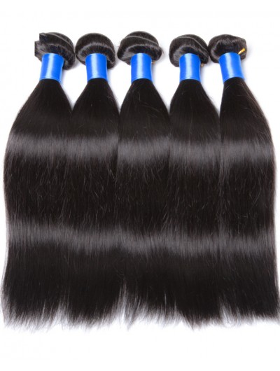 8A Premium Hair Weave Malaysian Hair Straight