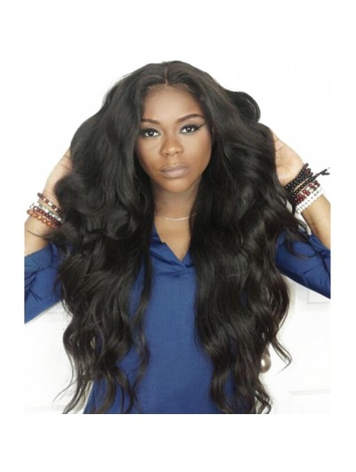 Lace Front Wigs 180% Density Human Hair Wigs With Baby Hair Wavy For Black Women