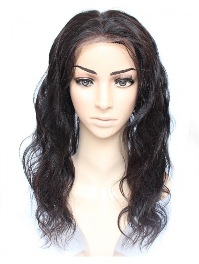 8A Premium 360 Lace Frontal Peruvian Hair Body Wave