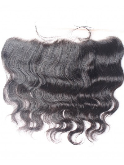 7A 4 x 13 Lace Frontal Indian Hair Body Wave