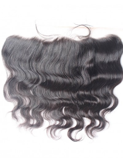 7A 4 x 13 Lace Frontal Peruvian Hair Body Wave