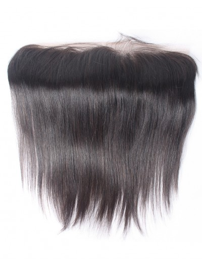 7A 4 x 13 Lace Frontal Brazilian Hair Straight