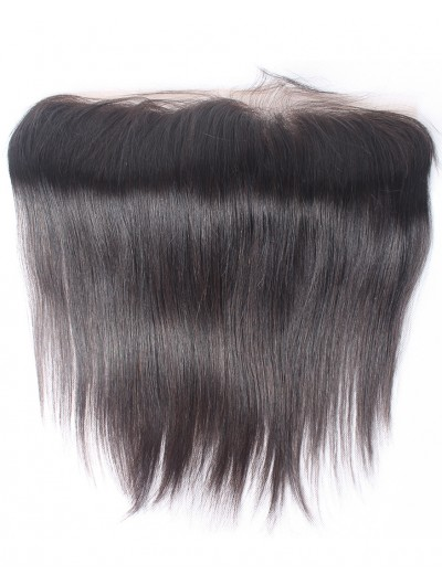 7A 4 x 13 Lace Frontal Indian Hair Straight