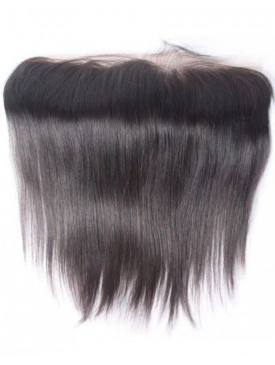 7A 4 x 13 Lace Frontal Malaysian Hair Straight