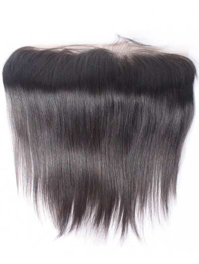 7A 4 x 13 Lace Frontal Peruvian Hair Straight