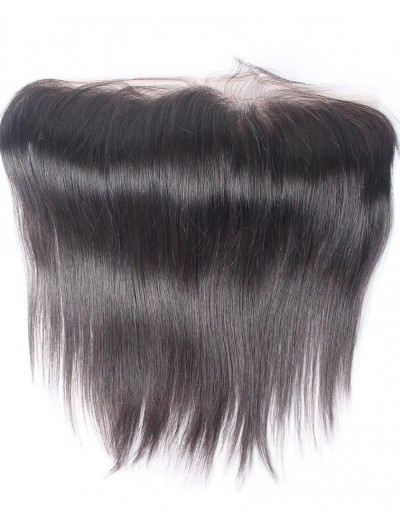 8A Premium 4 x 13 Lace Frontal Indian Hair Straight