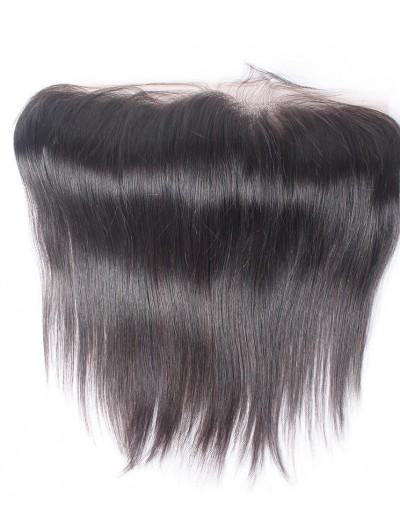 8A Premium 4 x 13 Lace Frontal Peruvian Hair Straight