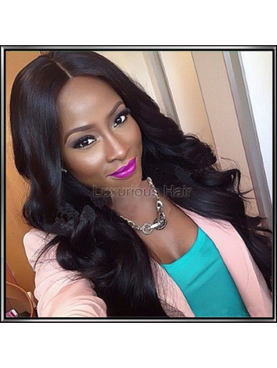 Full Lace wigs Body Wave Human Hair Wigs for Black Women