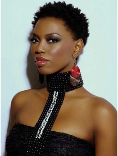 Full Lace Short Hair Wig For Black Women
