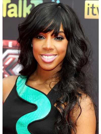 Kelly Rowland Zoom Capless Long Wig