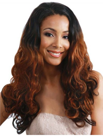 Bobbi Boss Bonela Brazilian Natural Synthetic Hair Weave Wig