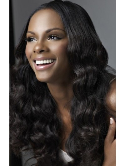 Stocked Long Body Wave Lace Synthetic Hair Wig