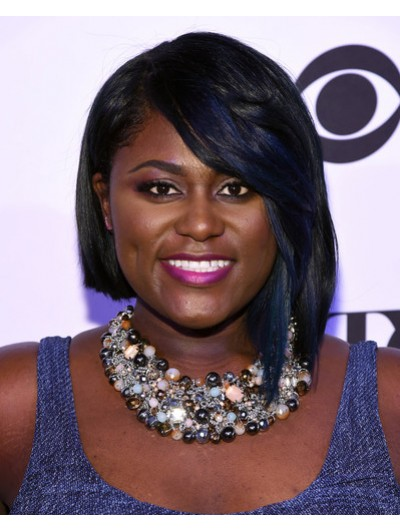 Danielle Brooks Shoulder Length Hairstyles Wig