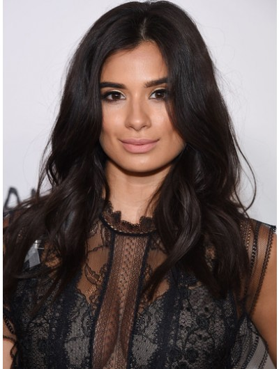 Diane Guerrero Long Hairstyles Wavy Cut Wig