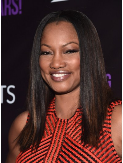 Garcelle Beauvais Long Straight Wig