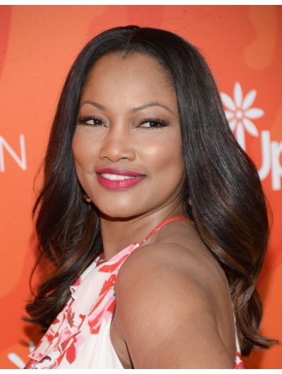 Garcelle Beauvais Lace Front Long Wavy Wig