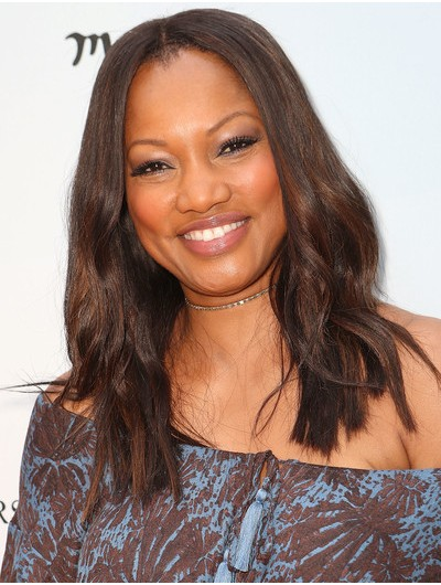 Garcelle Beauvais Long Hairstyles Wavy Wig