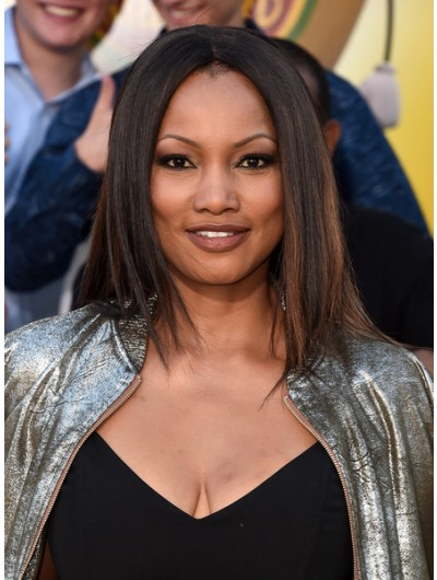 Garcelle Beauvais Lace Front Synthetic Hair Wig