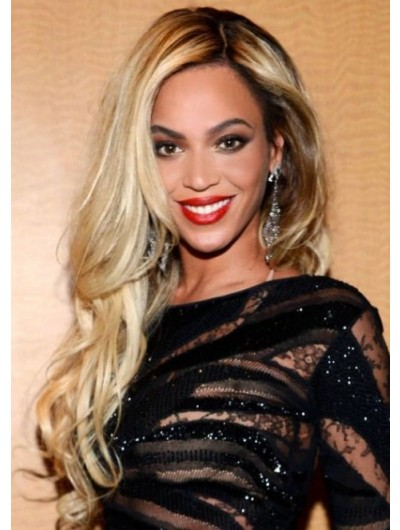 Long Layered Quick Weave Hairstyles Side Parted Wig