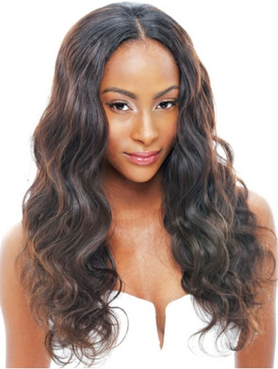Luxo Natural Body Wave Wig