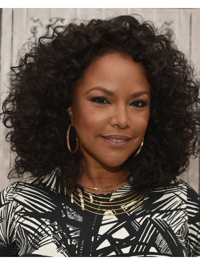 Lynn Whitfield Shoulder Length Hairstyles Wig