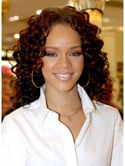 Natural Hair Lace Curly Hairstyle Pictures Wig