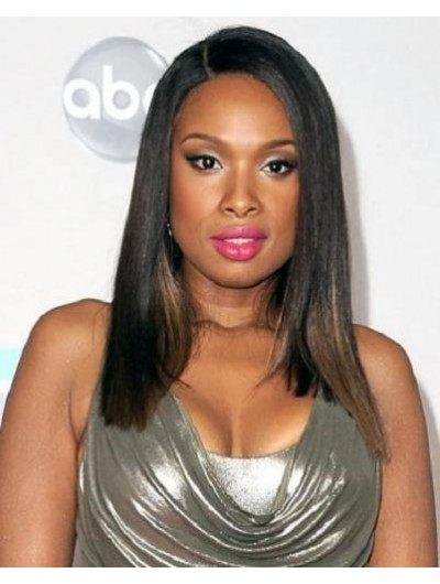 Natural Straight Hairstyles Wig For Black Women