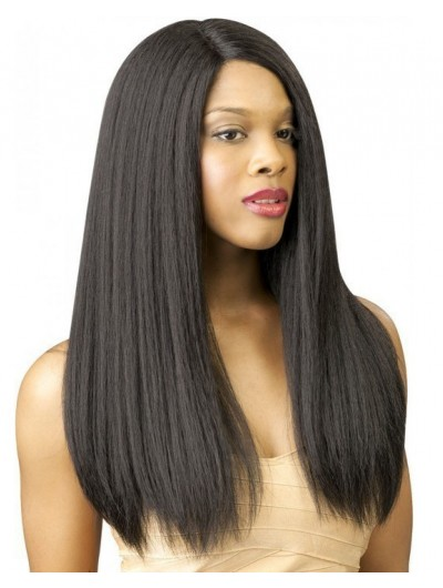 New Born Free Magic Lace Curved Part Lace Front Wig