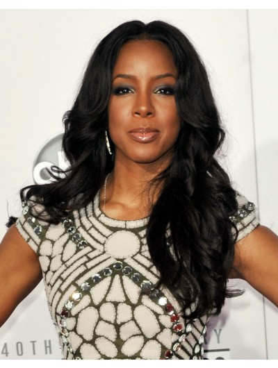 Oblong Shaped Face Kelly Rowland Wig