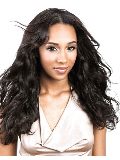 Raw Brazilian Natural Body Wave Wig